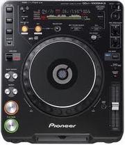 Продается 2х пионером cdj2000 и DJM 800 микшер