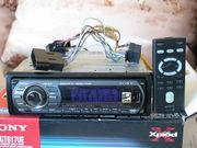 CD магнитола Sony CDX-GT617UE(GT SERIES)