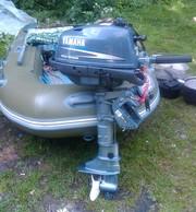 Продаю лодочный мотор YAMAHA
