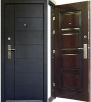 Металлические двери фирмы Магна