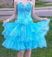 Продам выпускное платье или платье на 2-ой день свадьбы!