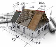 Проект для строительства дома,  коттеджа,  усадьбы,  гаража!