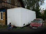 Бутка к мерседес-атэго 50м3