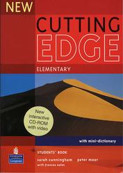 Продам новый комплект книг Cutting Edge. Уровень - Elementary.