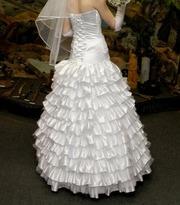 платье свадебное красивое