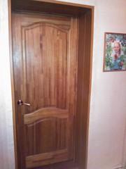 Межкомнатные двери, массив, МДФ, шпон