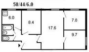 4-к квартира в Печах