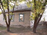 Участок с нежилым домом