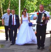 Логойск Плещеницы Борисов ведущий тамада свадьба юбилей крест. DJ баян