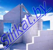 Блоки газосиликатные доставка-разгрузка.Silikat.by