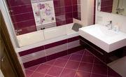 Качественный ремонт ванной комнаты.
