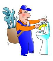 Услуги сантехника - аккуратно и быстро