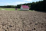 Вспашка поля,  огорода