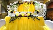 Оформление украшение декор свадьбы в Борисове Жодино Крупки