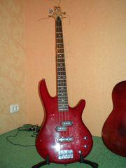 Бас-гитара Ibanez